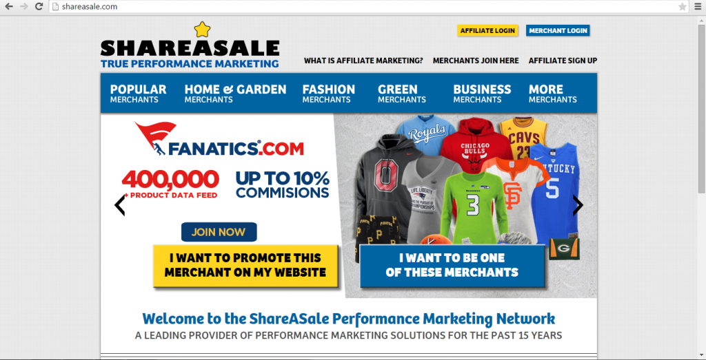 ShareASale Affiliate Program Review - Know the Benefits