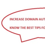 Best Strategies to Increase Domain Authority of a Blog/Website