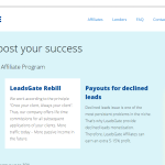 LeadsGate Affiliate Network Review – Why You Should Try It?